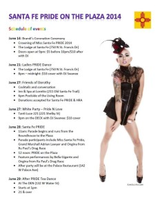 Pride events