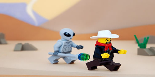 Lego New Mexico