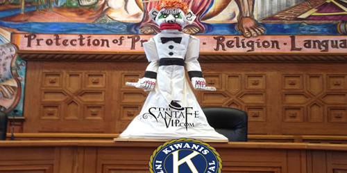 Where In Santa Fe is Zozobra?