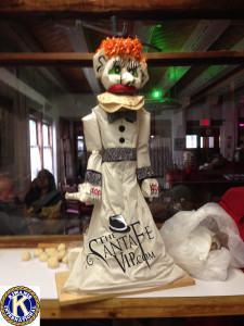 Zozobra Eats Tortillas