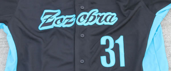 Zozobra Game Jersey