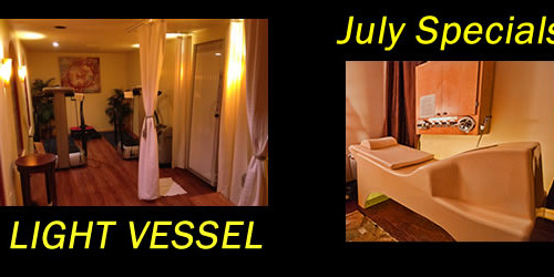 Light Vessel July Specials