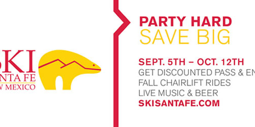 Ski Santa Fe Gold Pass Sale