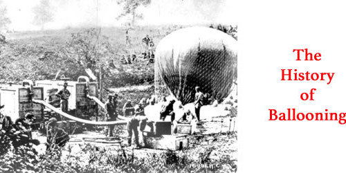 History of Gas Ballooning