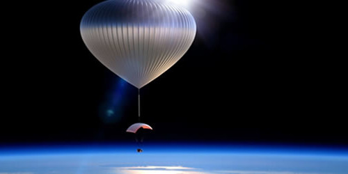 GoPro Balloon Soared Nearly 100,000 Feet