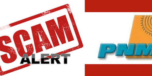 PNM Warns of New Scam