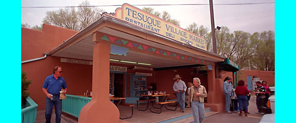 Tesuque Village Market