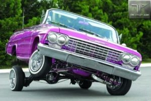 Lowriders, Hoppers, and Hot Rods: Car Culture of Northern New Mexico