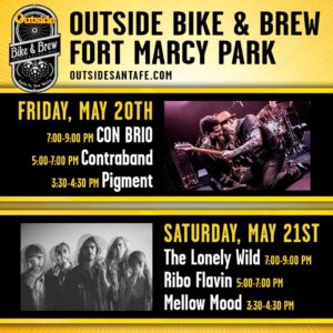 Outside Bike and Brew Festival