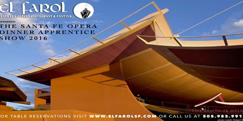 Opera Apprentices at El Farol