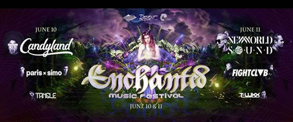 Enchanted Music Festival