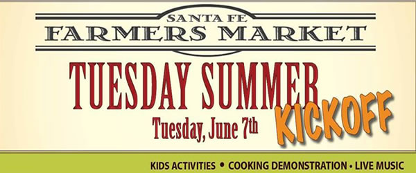 Tuesday Market Summer KickOff