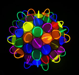Build Your Own Glow Sculpture