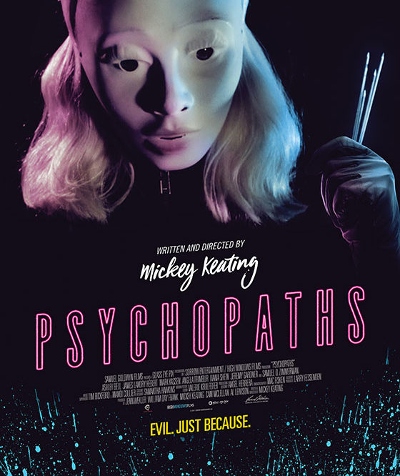 Psychopaths by Mickey Keating