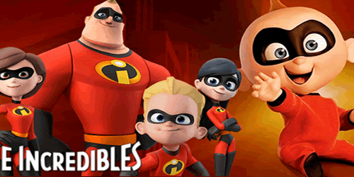 The Incredibles at Railyard Park