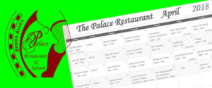 April at The Palace @ Palace Restaurant and Saloon | Santa Fe | New Mexico | United States