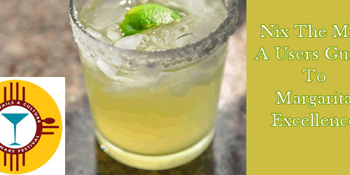 Nix The Mix: Guide to Margarita Excellence