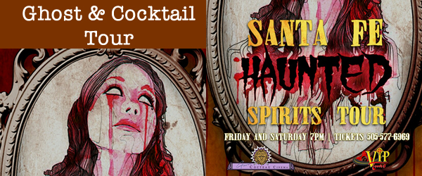 "Haunted ""Spirits"" Cocktail Tour"