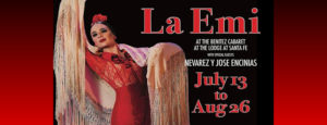 La Emi Flamenco @ Maria Benitez Ballroom at The Lodge | Santa Fe | New Mexico | United States