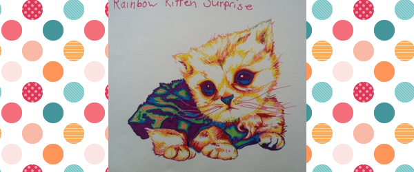 Rainbow Kitten Surprise