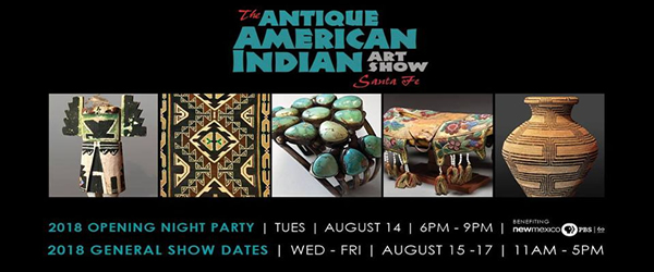 Antique American Indian Art Show