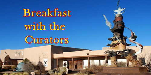 Breakfast with the Curators