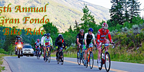 5th Annual Gran Fondo Bike Ride
