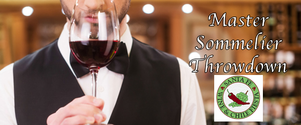 Master Sommelier Throwdown