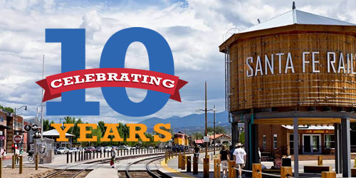 10th Anniversary of Santa Fe Railyard