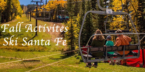 Fall Activities at Ski Santa Fe