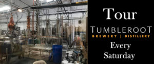 Tumbleroot's Brewery and Distillery Tour @ Tumbleroot's Brewery and Distillery  | Santa Fe | New Mexico | United States