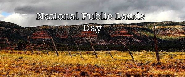 Public Lands Day Hiking Event