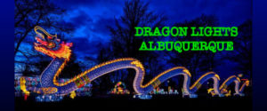 Dragon Lights @ Expo New Mexico | Albuquerque | New Mexico | United States