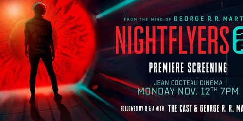 Nightflyers with George R.R. Martin
