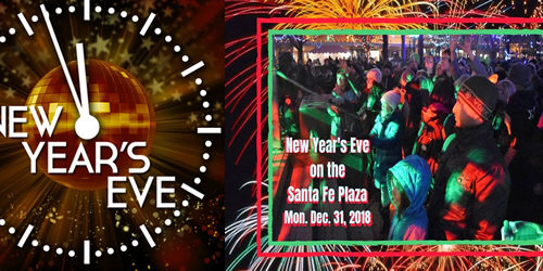 New Years On The Plaza