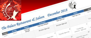 December Events at The Palace @ The Palace Restaurant & Saloon | Santa Fe | New Mexico | United States