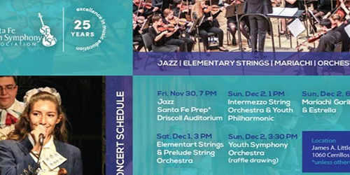 Youth Symphony Winter Concert Series