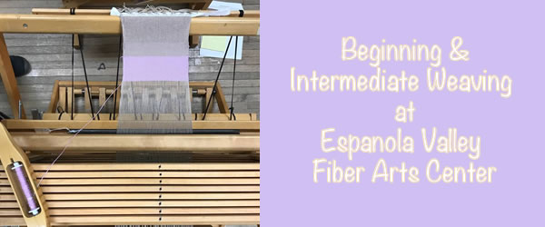 Beginning and Intermediate Weaving