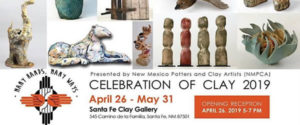 Celebration of Clay @ Santa Fe Clay  | Santa Fe | New Mexico | United States