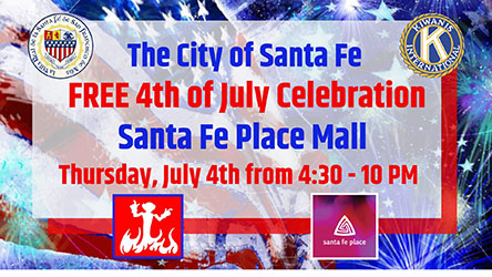 City of Santa Fe Fourth of July Celebration