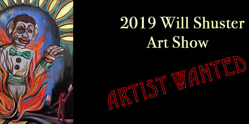 2019 ZOZOBRA ART SHOW Call for Artist