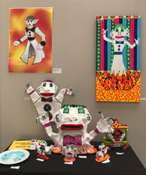 Artists! WILL SHUSTER'S 2019 ZOZOBRA ART SHOW WANTS YOU!