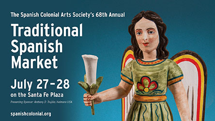 The 68th Annual Traditional Spanish Market