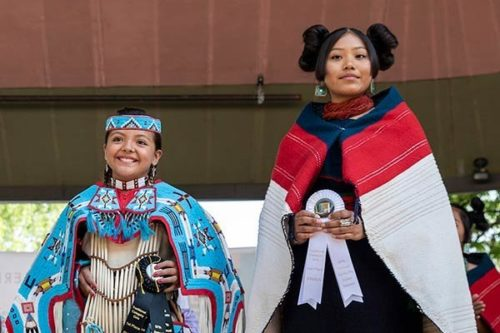 NATIVE AMERICAN CLOTHING CONTEST