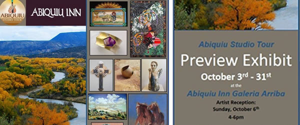 Abiquiu Studio Tour Preview