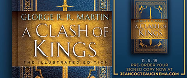 The Clash of Kings Illustrated