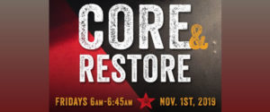 Core & Restore @ Santa Fe Bootcamp | Santa Fe | New Mexico | United States