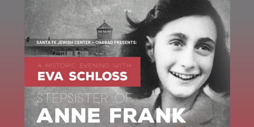 An Evening with Eva Schloss