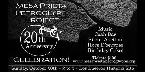 MESA PRIETA Celebration