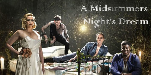 NT Live in HD: A Midsummer Night's Dream